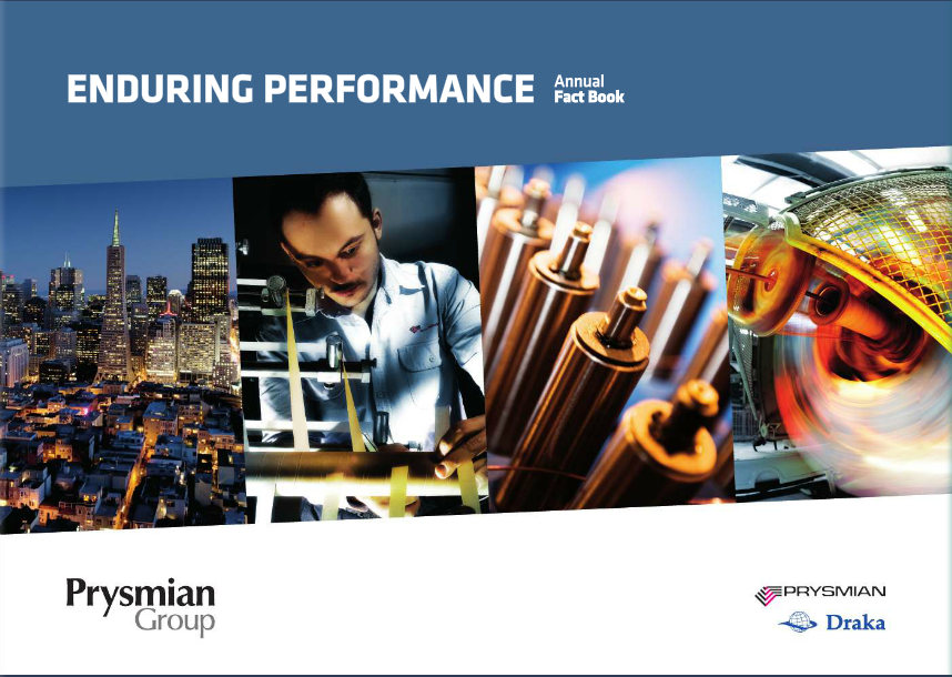 2012 Annual Fact Book - ENDURING PERFORMANCE