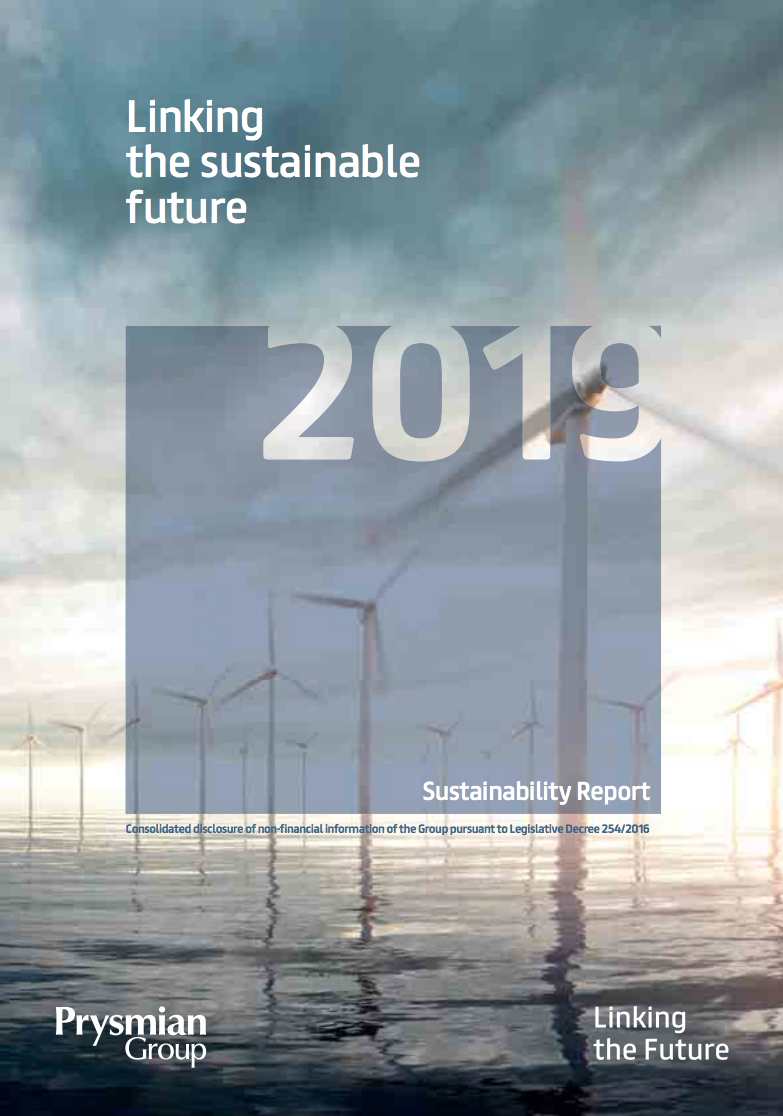 Sustainability report 2019