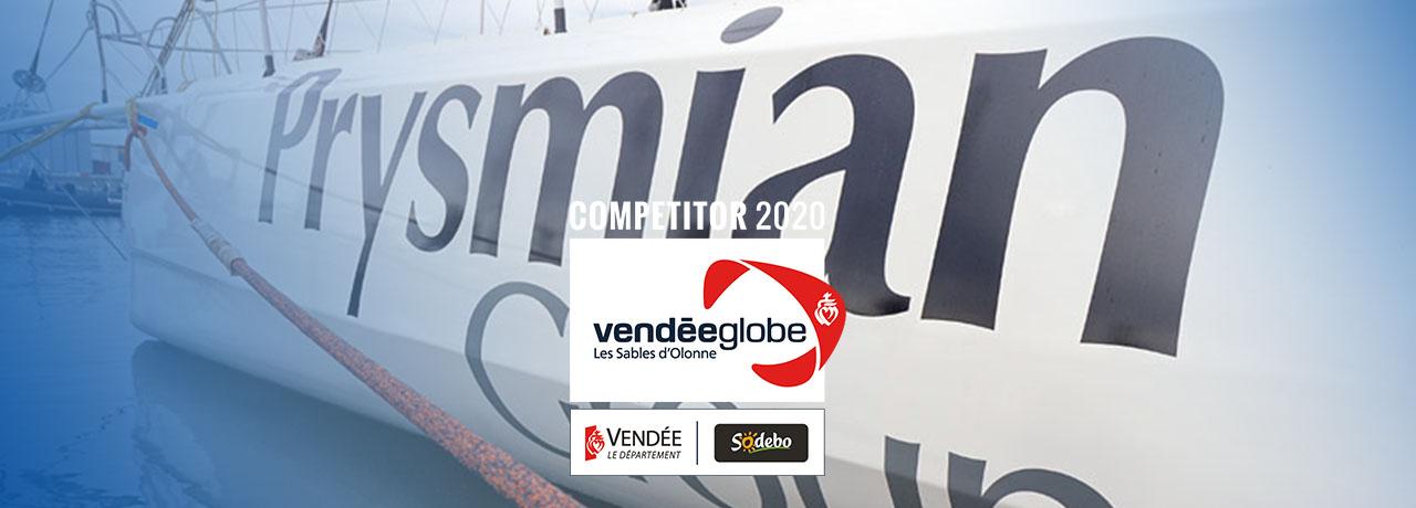 Prysmian Group e Giancarlo Pedote insieme alla Vendée Globe 2020,  la regata in solitario più sfidante del mondo