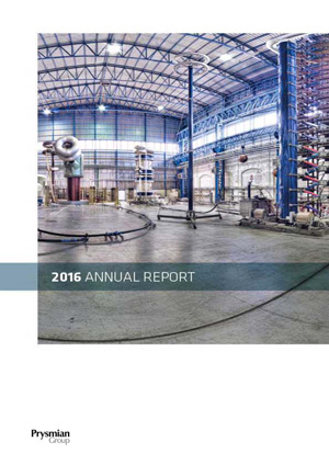 Annual Report 2016 - THE REWARDS OF INNOVATION