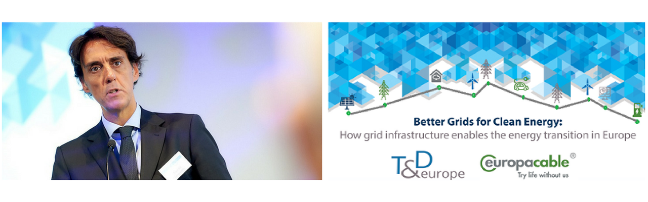 Prysmian support Europacable and T&D Europe Grid Day