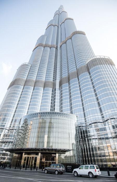 Burj Khalifa: sky-high safety | Prysmian Group