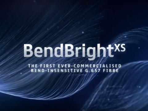 BendBright Bend Insensitive Fibre