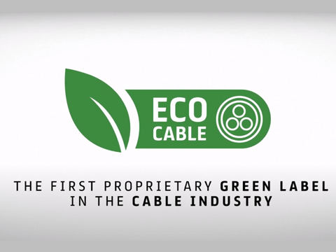 Prysmian Group - ECO CABLE, Green Inside