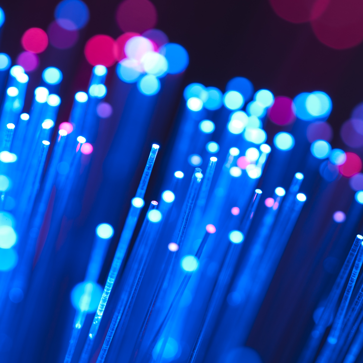 Fibre optic systems for special applications