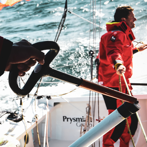 In sailing, as in business, overcoming obstacles is the real key to success