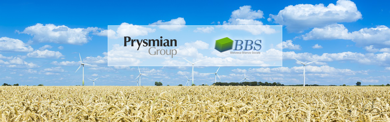 Prysmian Group rewarded by BBS for transparency and sustainability