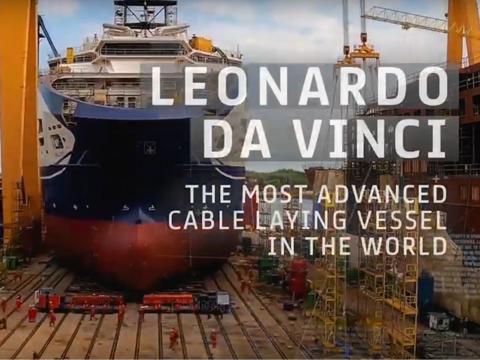 Leonardo Da Vinci: a genius in motion