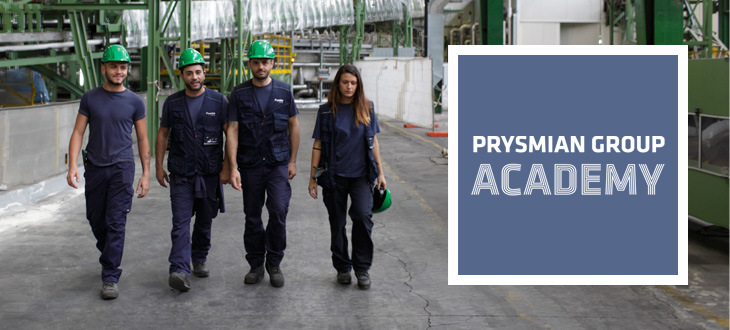 Discover the Prysmian Academy