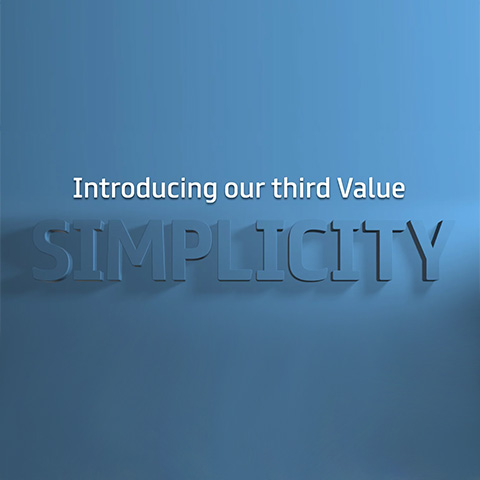 Prysmian Group Our values Simplicity