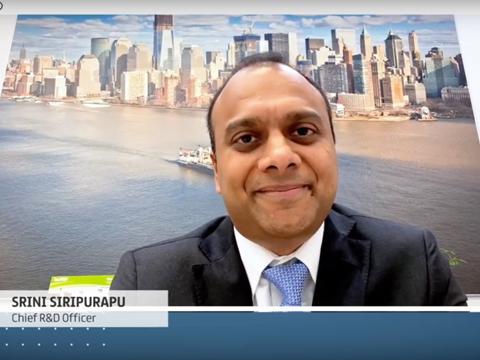 Mr Siripurapu talks about Innovation