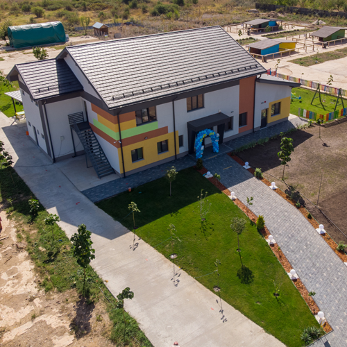 Side by Sde Romania: Slatina new preschool