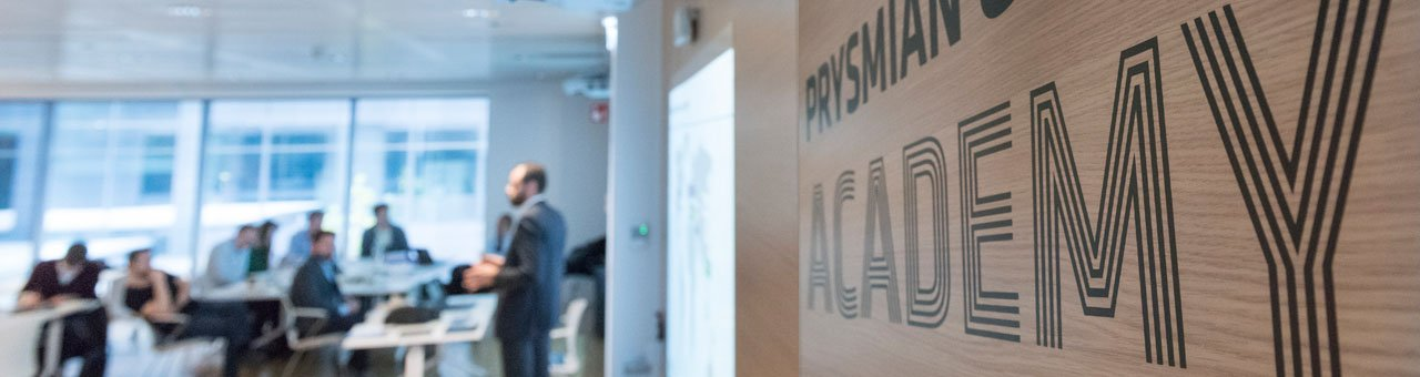 Inauguration of Prysmian's Training Center at the new headquarters